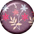 True Friend Purple Flower Flair