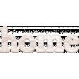 Shabby Chic Home Word Art 2