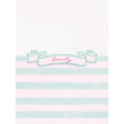 Shabby Chic Journal Card Lovely 3x4