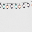 Backyard Summer Lanterns 4x4 Journal Card
