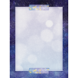 Backyard Summer Night 3x4 Journal Card