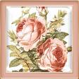 Classy Rose Flair