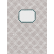 Classy Handwriting 3x4 Journal Card