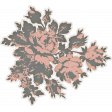 Classy Floral Sticker