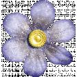 Sparkle & Shine Purple Flower