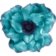 Sparkle & Shine Teal Flower