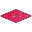 Sparkle & Shine Happy Label