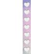 Sparkle & Shine Heart List Strip