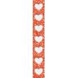 Sparkle & Shine Orange List Strip