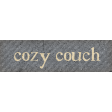 Going To The Bookstore Word Art Couch