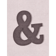 Going To The Bookstore Ampersand 3x4 Journal Card