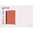 Going To The Bookstore Enjoy 4x6 Journal Card