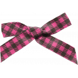 Sweet Autumn Dark Pink Bow