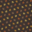 Sweet Autumn Brown Leaves Paper