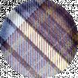 Chicory Lane Element Button Purple Plaid