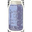 Chicory Lane Element Sticker Mason Jar