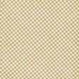 Chicory Lane Gold Gingham Paper