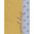 Chicory Lane Good Day 3x4 Journal Card