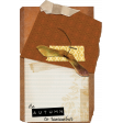Antique Autumn - Journal Card 1