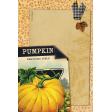 Antique Autumn - Journal Card 2
