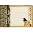 All Hallows Eve - Journal Card 1