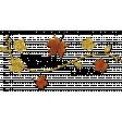 Rustic Autumn - Wordart 4