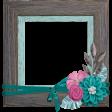 My Funky Valentine - Square Cluster Frame
