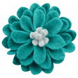 My Funky Valentine - Felt Flower
