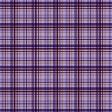 My Life Palette - Purple Plaid Paper