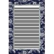 My Life Palette - 4x6 Paper Frame (Navy Floral)