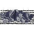 My Life Palette - Washi (Glitter Navy Floral)