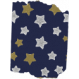 My Life Palette - Washi (Navy Stars)