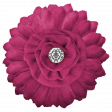 My Life Palette - Fabric Flower (Fuchsia)