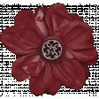 My Life Palette - Fabric Flower (Burgundy)