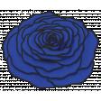 My Life Palette - Flower Doodle (Royal Blue Rose)