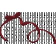 My Life Palette - Bow (Burgundy Velvet)