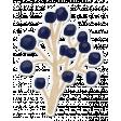 My Life Palette - Berry Sprig (Tiny Navy)