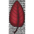 My Life Palette - Leaf (Burgundy Doodle)
