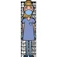 Surgeon With Mask Woman Illustration