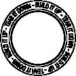 Backyard Text Circle Build Word Art