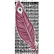 Bohemian Feather 7 Illustration