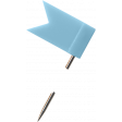 Treasured Mini Kit - Flag Pin