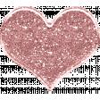 Love Knows No Borders Add-On - Glitter Heart 2