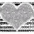 Love Knows No Borders Add-On - Glitter Heart 5