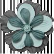 Cuppie Cake Layered Flower