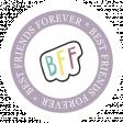Friendship elements kit - Label02