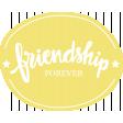 Friendship elements kit - Label06