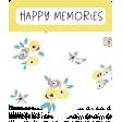 Friendship elements kit - Label07
