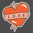 Self Love Elements Kit - Sticker02