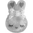 Mix Elements #01 - Bunny Resin Template